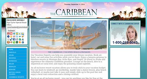 Caribbean Wedding Moons