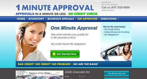 1 Minute Approval