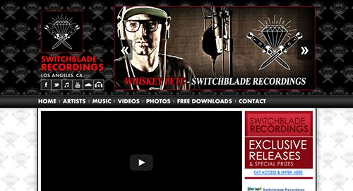 Switchblade Recordings